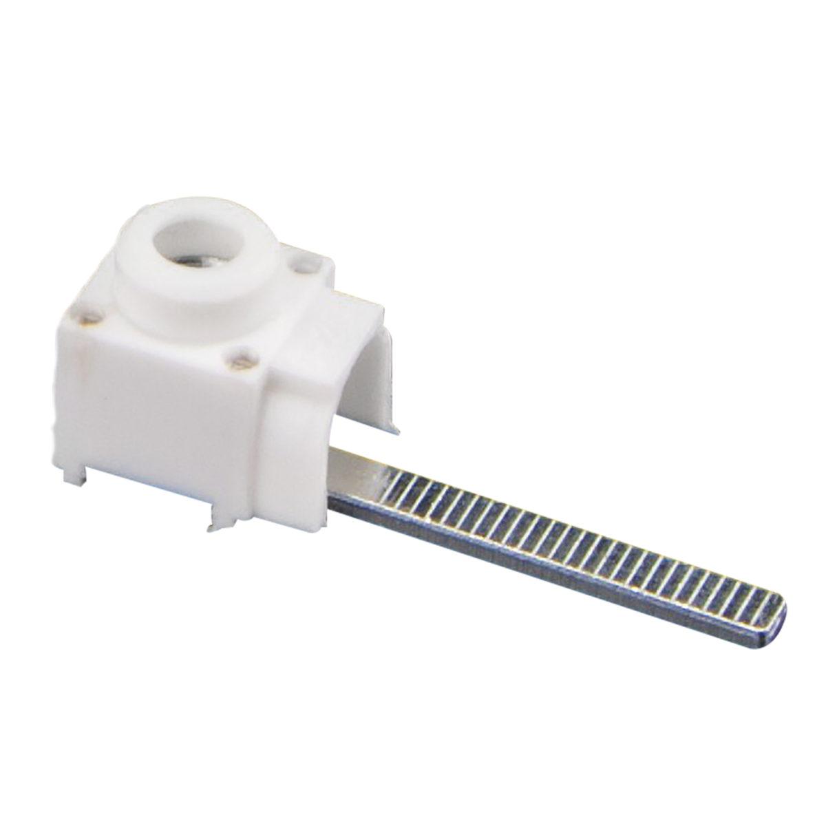 Зажим под проводник для совместного подключения с шиной PIN под переднее соединение, увеличенный штырь (20 шт/упак.) EKF PROxima