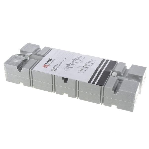 Терминал клеммный TB-1506 до 1,5 мм2 15A 6 клеммных пар EKF PROxima