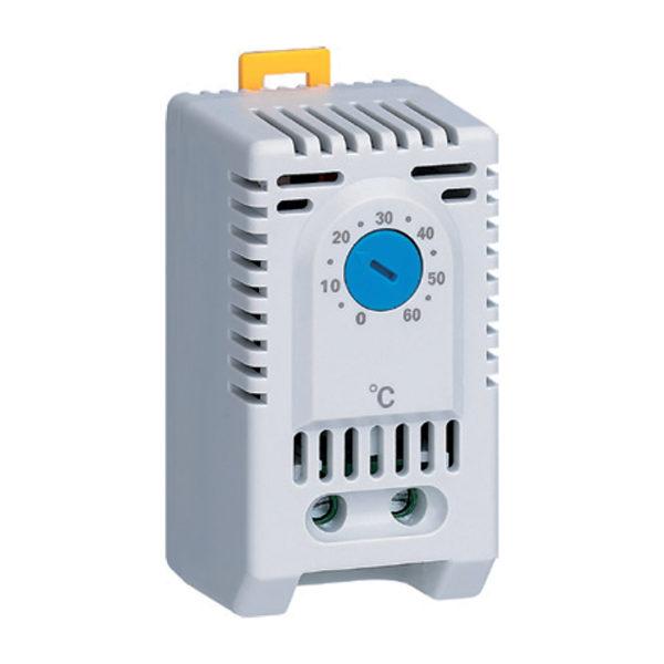 Термостат NO (охлаждение) на DIN-рейку 10А 230В IP20 EKF PROxima