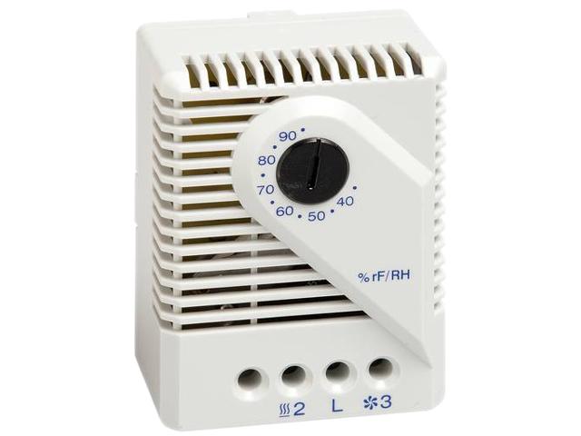 Гигростат на DIN-рейку 5А IP20 EKF PROxima