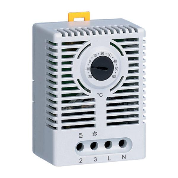 Термостат электронный на DIN-рейку 10 А 230 В IP20 EKF PROxima